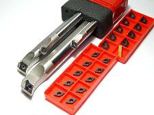 1 x barras de perforación-set sducr con 20x inflexión placas dcmt 0702.... dcmt 11t3... top mercancía!