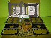 QUADRAJET CARBURETOR BASE GASKET 1//4 THICK  MANY 81-90 CHEVY G1199 W AIR CLN GSK
