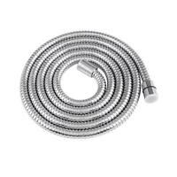 Extra Long Stainless Steel Handheld Shower Tub Hose 8 Ft Replacement Bathroom