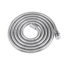 "Ohuhu 96 "" Extra Long Stainless Steel Handheld Replacement Flexible Shower Hose"