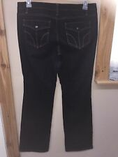 Ann Taylor Loft Women's Dark Wash Jeans- Slim Boot Size 10 C0854