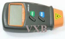 LCD Digital Photo Laser Tachometer Non Contact Tach RPM Measuring Tool 8908
