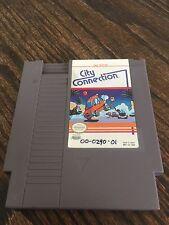 City Connection (Nintendo Entertainment System, 1988) NES Cart NE4
