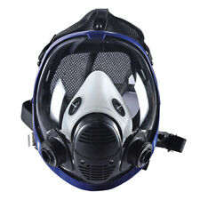 6800 Full Face Gas Mask Cover Respirator Chemical Spray Painting Vapour