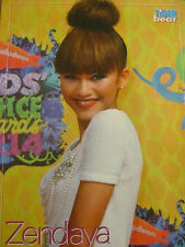 Zendaya, Jennette McCurdy, Double Full Page Pinup