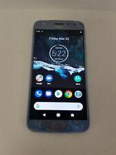 Motorola Moto X4 32GB Blue XT1900-1 (Unlocked) Great Phone Discounted! KW2813