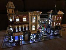 LEGO CREATOR EXPERT MODULARE Triple-KIT DI ILLUMINAZIONE (con alimentazione USB, edifici 3x)