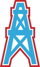 Houston Oilers Vinyl Decal / Sticker 10 sizes!! Free Shipping!! With Tracking!!