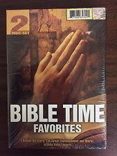 Bible Time Favorites (2 DVD Set) I Beheld His Glory, Power of Resurrection, 7 Mo