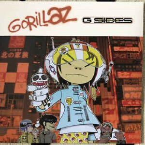 Gorillaz – G Sides (Vinyl - 1xLP - sealed - NEW)