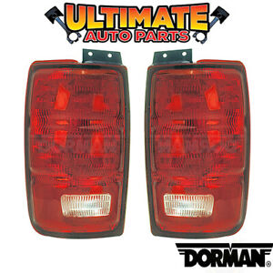 Tail Light Lamp (Left and Right Set) for 97-02 Ford Expedition