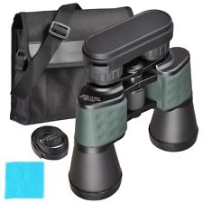 10x50 Binoculars Day/Night Military Optics Outdoor Hunting Camping w/ Bag