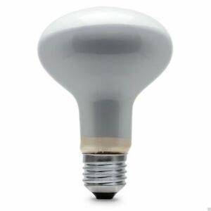 60w 240v ES R64 Reflector Spotlight Light Bulb E27 - Pack of 10