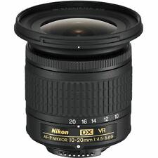 Nikon AF-P DX NIKKOR 10-20mm f/4.5-5.6G VR Lens 20067