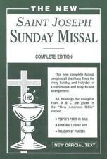 Sunday Missal by Catholic Book Publishing Co