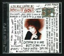 Ornella Vanoni : Le più belle canzoniu - Doppio (2) CD del 2003 - come nuovo