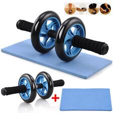 Bauchtrainer roller  AB Wheel Bauchroller Bauchmuskeltrainer+Fitnessmatte Body