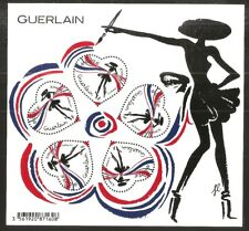 FRANCE 2020 Bloc FEUILLET BF 148 COEURS DE GUERLAIN NEUF**LUXE MNH