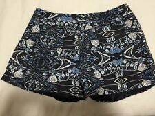 Mid-Rise Dress Shorts for Women