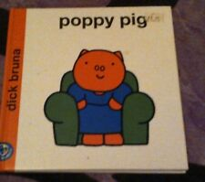 Poppy Pig by Dick Bruna (Hardback, 1996)