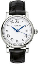 107115 | BRAND NEW & AUTHENTIC MONTBLANC STAR DATE AUTOMATIC 36MM WATCH
