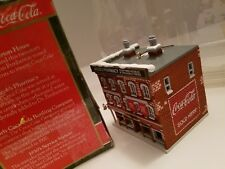 1991 Jacobs Pharmacy Coca Cola Ornament
