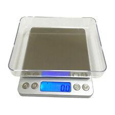 500g x 0.01g Digital Pocket Gram Scale Jewelry Weight Electronic Balance Scale