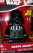 Lego Alarm Clock: Star Wars, Darth Vader, New by ClicTime (Sveglia)
