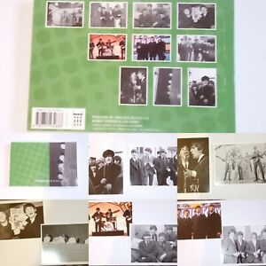 THE BEATLES 30 POSTCARDS SEALED BOOK BRAND NEW 3 x 10 FAB DESIGNS EBAY CHEAPEST
