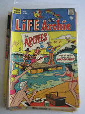 LOT OF 11 ARCHIE SERIES COMICS - 1969-1972 - SEE PICS -LOT 3 -TUB CCB