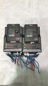 1pcs Used L510-2P5-H1-N TECO Inverter