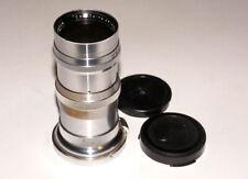 Carl Zeiss Sonnar 4/135 mm German lens for Contax rangefinders