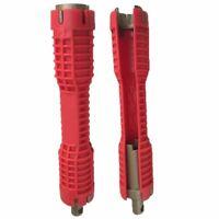 Faucet Installer Tool Multifunction Anti Slip Double Head Handle Kitchen Supply