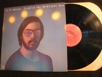 Al Di Meola - Land Of The Midnight Sun - 1976 Vinyl 12'' Lp/ VG+/ Prog Jazz Rock