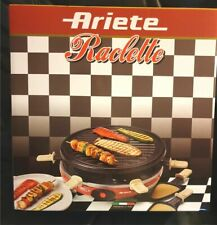 Ariete Party Time Retro Raclette Grill 795 For 6 People