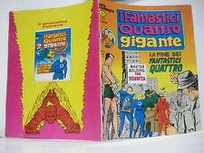 I Fantastici quattro gigante serie cronologica n. 4 (MP03))