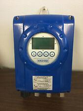Krohne Ifc 50 W Electromagnetic Flow Transmitter