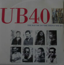 "7"" 1989 FRENCH PRESS MINT- ! UB 40 : The Way You Do The Things You Do"