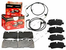Per Range Rover Sport Anteriore Posteriore 2.7tdv6 3.6tdv8 4.2 4.4 Pastiglie Freno Sensori &