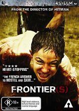 Frontier(S) (DVD, 2009) Karina Testa, Maud Forget, Patrick Ligardes