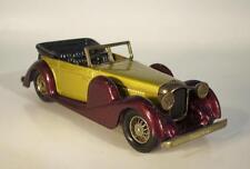 Matchbox MoY Y-11 Lagonda Drophead Coupe (1938) rare Farbe gold-purple OVP #2749