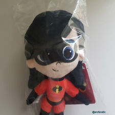 "THE INCREDIBLES 2, Vi, Violet 7"" Small Plush Soft Toy, Disney Pixar NEW"