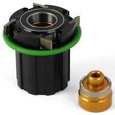 Hope Pro 4 MTB Rear Hub Black Freehub Body w/ QR Adapter for Hope Cassette