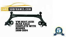 NEW VW GOLF BORA REAR AXLE SUBFRAME 1998-2004  1J0500051K COMPLETE WITH BUSHES