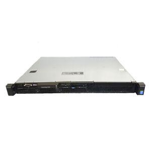 Dell PowerEdge R220 Server E3-1231 v3 @ 3.40GHz 1X8GB RAM iDRAC RAID H310