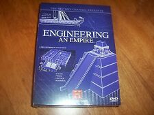 ENGINEERING AN EMPIRE Ancient Maya Carthage Greece History Channel 4 DVD SET NEW
