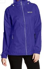 Regatta Corinne III Lightweight Waterproof Jacket Ladies Size L (14)