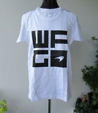 NEU: Damen T-Shirt Gr. S weiß LOGITECH Shirt B&C Collection Tunika Hemd Gamer