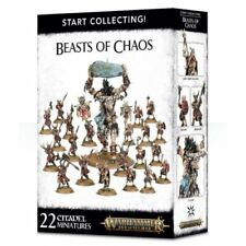 Beasts of Chaos Start Collecting - Games Workshop 5011921104871