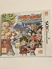 Dragon Ball Fusions Nintendo 3DS NEW SEALED UK PAL *FREE UK POST* DRAGONBALL